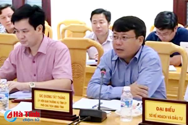 Công ty của Đức khảo sát xây dựng nhà máy điện mặt trời tại Hà Tĩnh