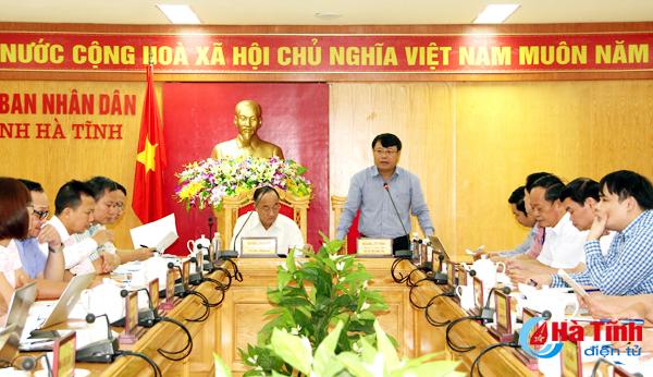 Hà Tĩnh thực hiện tốt chính sách hỗ trợ doanh nghiệp khởi nghiệp