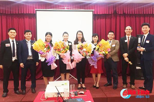 Ra mắt tổ chức kết nối cộng đồng DN vừa và nhỏ đầu tiên tại Hà Tĩnh
