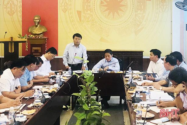 Phát triển ngành công nghiệp Hà Tĩnh theo hướng bền vững