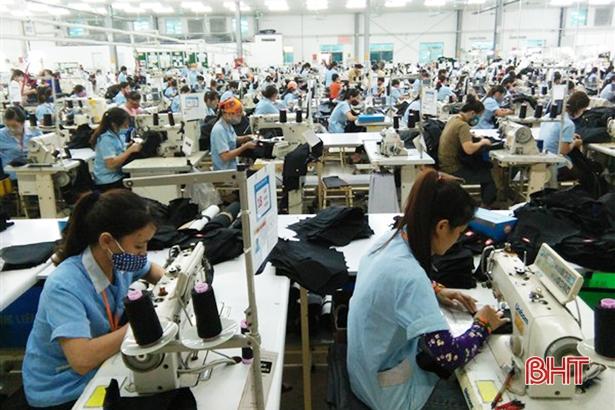 15 triệu USD xây dựng Nhà máy May Haivina Hồng Lĩnh