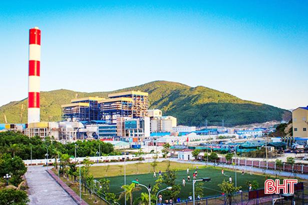 Nhà máy Nhiệt điện Vũng Áng I nộp ngân sách hơn 280 tỷ đồng