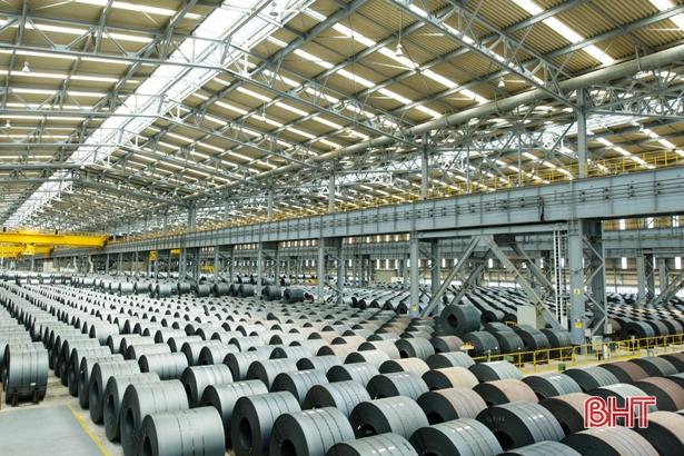 9 tháng, kim ngạch xuất khẩu Hà TĨnh vượt 2,84% kế hoạch năm