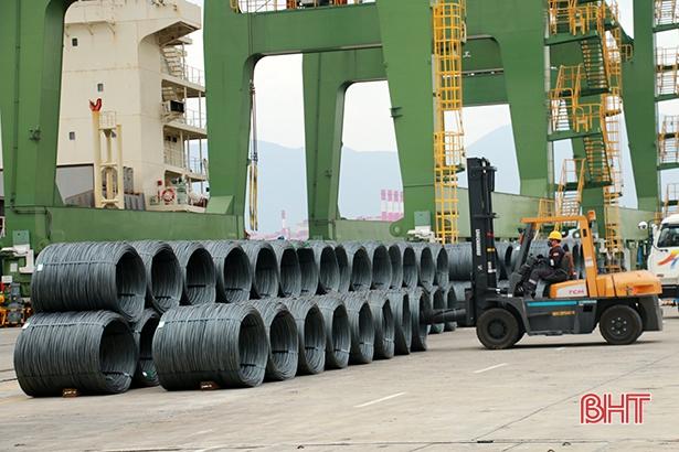 Chỉ số sản xuất công nghiệp Hà Tĩnh 10 tháng năm 2018 tăng 105,6%