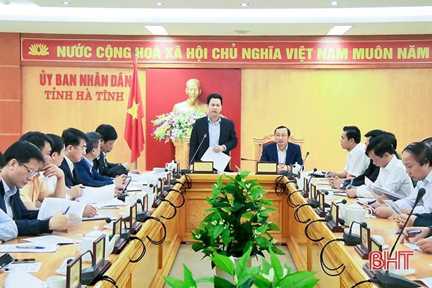 Lập chuyên án xử lý triệt để khai khoáng trái phép ở Hà Tĩnh