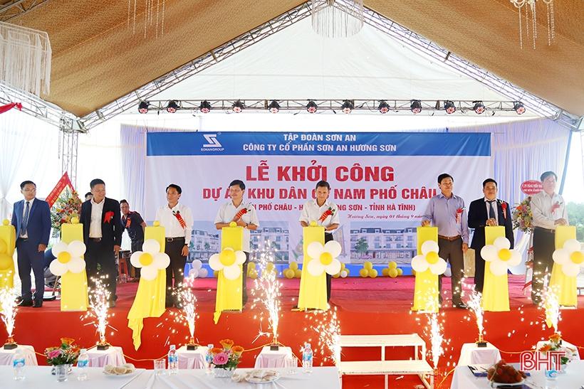 Hà Tĩnh: 270 tỷ đồng đầu tư xây dựng Khu đô thị Nam Phố Châu