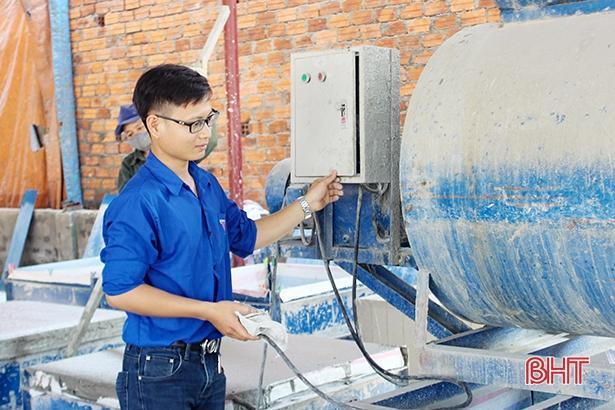 Hà Tĩnh hỗ trợ gần 700 triệu đồng cho công tác khuyến công