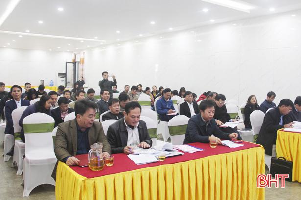 Hà Tĩnh triển khai Luật Trồng trọt cho các địa phương, doanh nghiệp