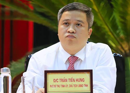 Chủ tịch Hà Tĩnh muốn uống cà phê với doanh nhân