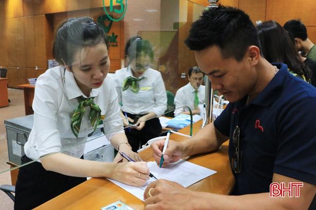 Một doanh nghiệp Hà Tĩnh được đề nghị giảm lãi vay ngân hàng do ảnh hưởng dịch Covid -19