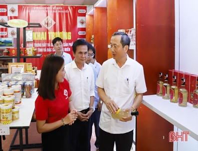 Hà Tĩnh chấp thuận 72 ý tưởng sản phẩm đủ điều kiện tham gia OCOP