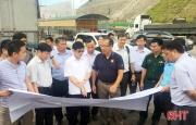 Thủ tướng đồng ý chủ trương điều chỉnh quy hoạch chung KKT Cửa khẩu Cầu Treo