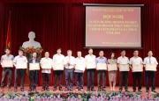 Hà Tĩnh vinh danh 162 doanh nghiệp, hộ kinh doanh thực hiện tốt chính sách thuế năm 2018