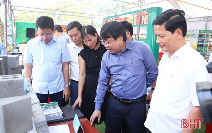Hà Tĩnh có 32 sản phẩm công nghiệp nông thôn tiêu biểu...